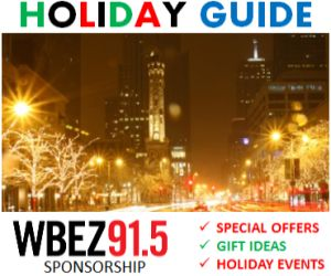 The WBEZ Holiday Guide